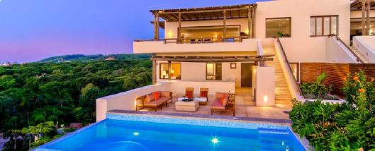 punta mita mexico rental